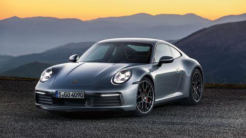 Porsche 911 - 992