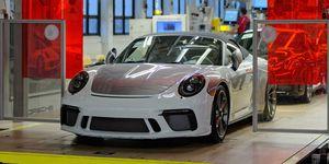 Porsche 911 final producción 991