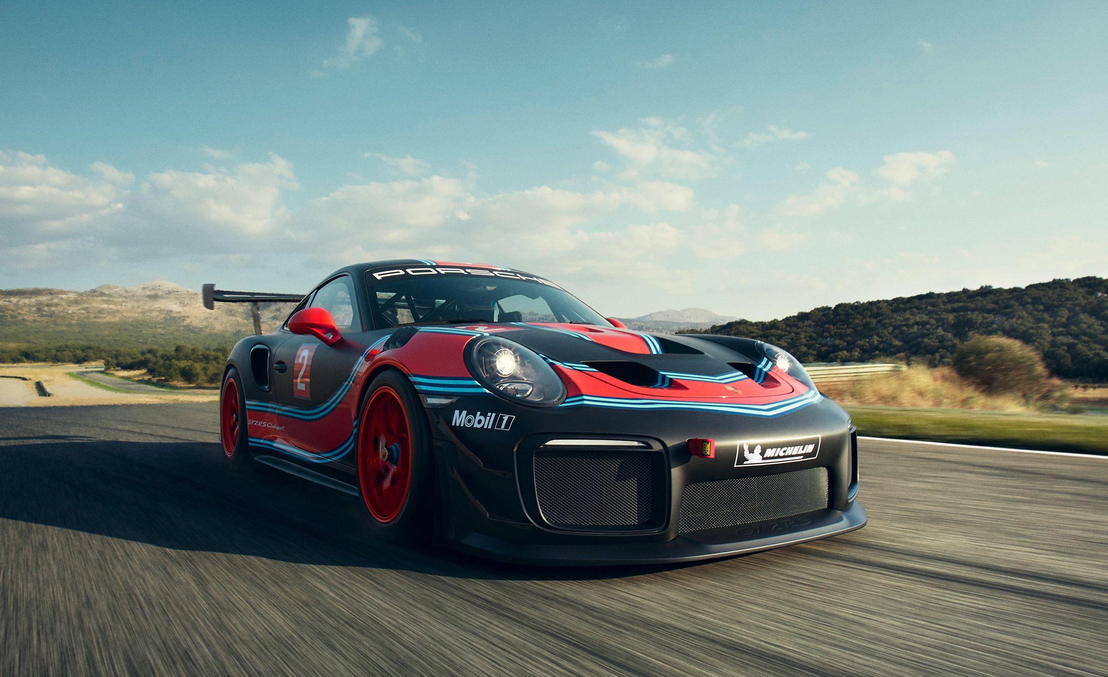 Porsche 911 GT2 RS Clubsport , 700,HP Customer Race Car