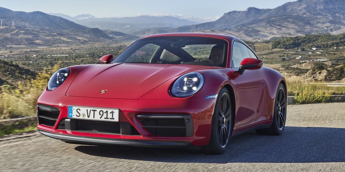 The New Porsche 911 GTS Could Be the Just-Right 911
