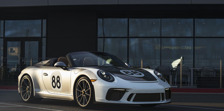 Final 991-Gen Porsche 911 Going to Auction for Coronavirus Relief