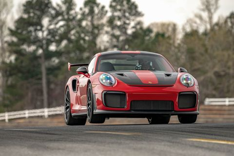 Driving The Porsche Gt3 Rs And Gt2 Rs The New Quickest Production Cars