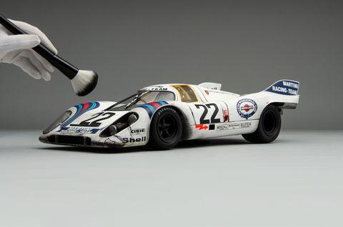 amalgam models of great le mans racers