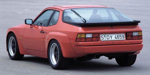 Land vehicle, Vehicle, Car, Sports car, Porsche 924, Classic car, Sedan, Coupé, Porsche, Porsche 944,