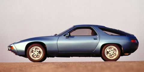 Heres Why Manual Transmission Porsche 928s Are Climbing In