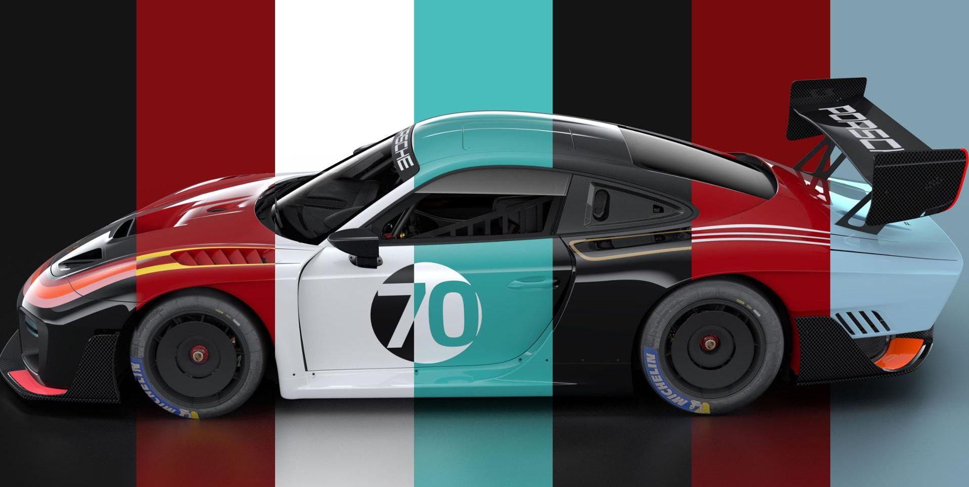 Check Out the New Porsche 935's Super Rad Retro Racing Liveries