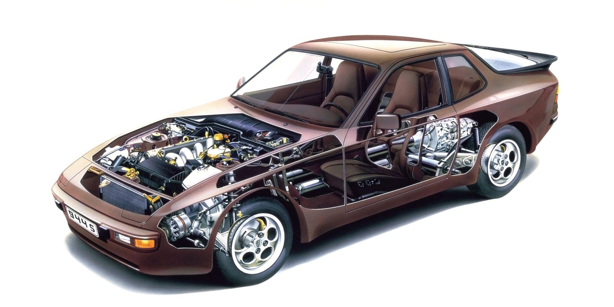 Scion Boxer Engine Diagram | Repair Manual on