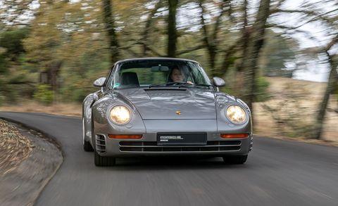 Land vehicle, Vehicle, Car, Porsche 959, Regularity rally, Supercar, Coupé, Sports car, Porsche, Porsche 912,