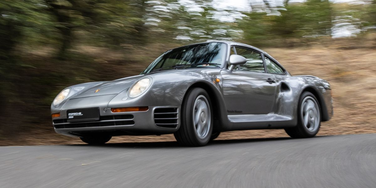 The 1987 Porsche 959 Accurately Predicted the Future
