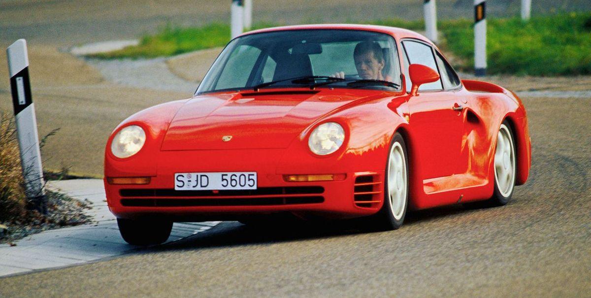 Tested: 1987 Porsche 959