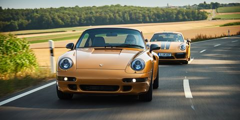 Porsche Built a Brand-New Air-Cooled 911 For the First Time in 20 Years