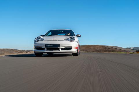 porsche 996   911 gt3 rs