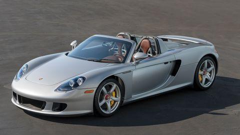 Land vehicle, Vehicle, Car, Supercar, Sports car, Porsche carrera gt, Automotive design, Porsche, Coupé, Performance car,