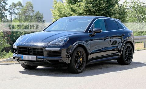 2020 Porsche Macan: News, Turbo, GTS, Release >> 2020 Porsche Cayenne Coupe Spied Yep A Fastback Version Is Coming