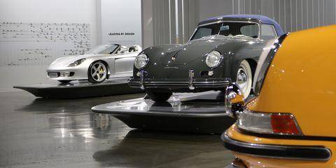 Porsche Effect Exhibit