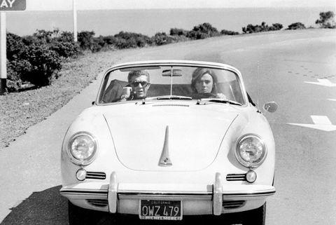 Porsche Steve McQueen