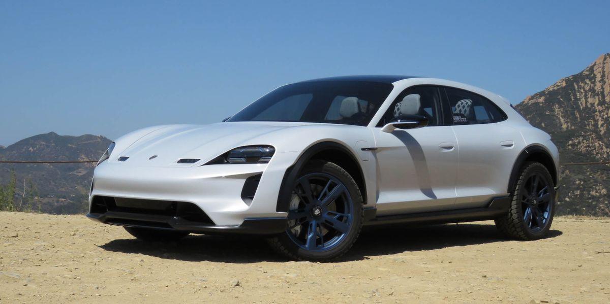 2021 Porsche Taycan Cross Turismo: What We Know So Far