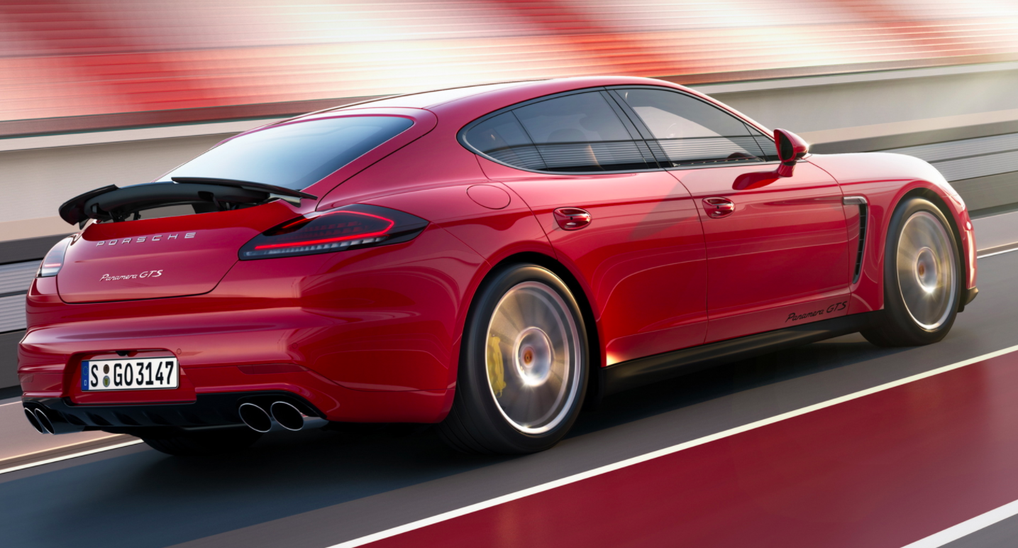 Porsche Builds a Surprisingly Good,Sounding V8