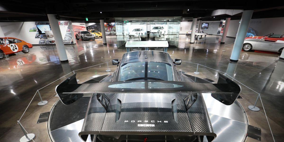 Take a Look Around Porsche Santa Clarita's Wünderground Museum