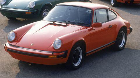 Land vehicle, Vehicle, Car, Porsche 911 classic, Regularity rally, Porsche 912, Porsche 930, Coupé, Sports car, Porsche,