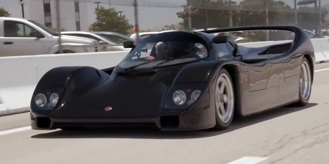 The Porsche Schuppan 962cr Is Proof That The 90s Were