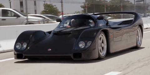 Land vehicle, Vehicle, Car, Sports car, Race car, Ultima gtr, Coupé, Supercar, Sports prototype, Group C,