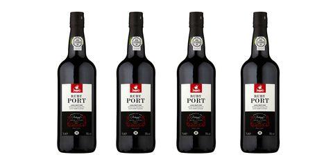 morrisons port beats £395 bottle at decanter awards