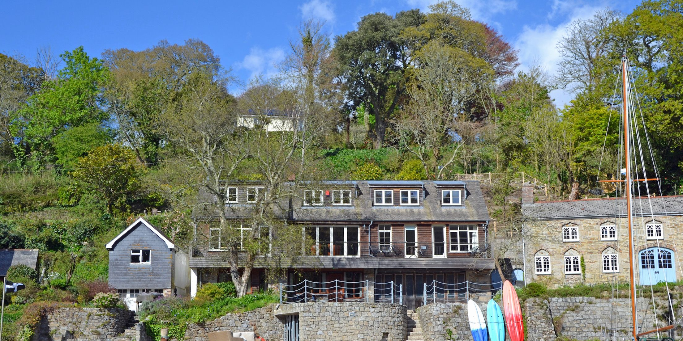The Garage, South Cornwall - house for sale