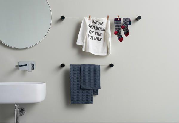 Portasciugamani Bagno Design : Arredo bagno design magnetika ronda design avec magnetika specchio