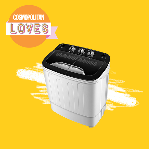 This Portable Washing Machine Lets Me Live Out My Agoraphobic Dreams