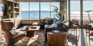 Continental Place Apartment, un apartamento masculino de HOEDEMAKER PFEIFFER