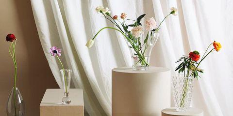 Cómo Colocar Flores En Un Jarrón Decorar Con Flores