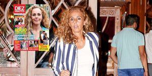 Rocío Carrasco demanda a Olga Moreno