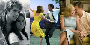 Love Story, La La Land, Revolutionary Road