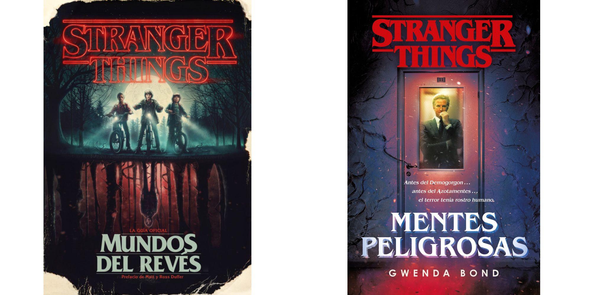 'Stranger Things': los 2 libros que todo fan de la serie debería leer