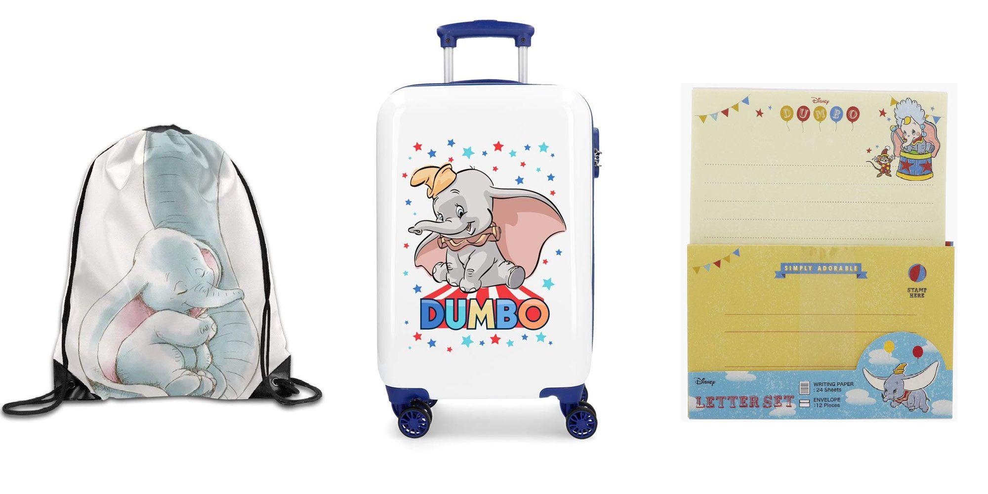 Estos son los 15 regalos más adorables de Dumbo que hay en