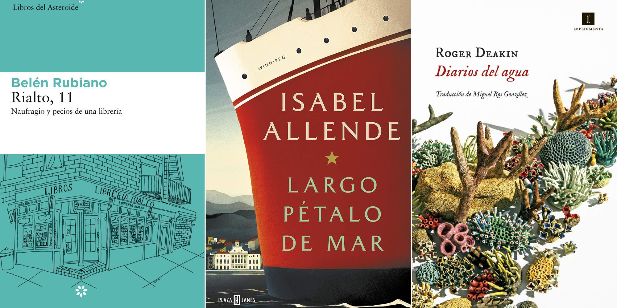 6e1bf05657 Los mejores libros de 2019 - Novedades literarias 2019
