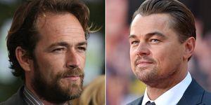 Luke Perry Leonardo DiCaprio elle.es