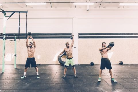 Shoulder, Physical fitness, Joint, Room, Sports, Arm, Leg, Training, Sport venue, Crossfit,