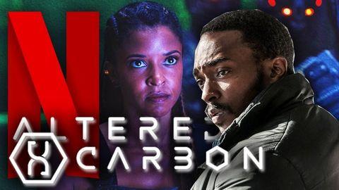 Altered Carbon Temporada 2 en Netflix