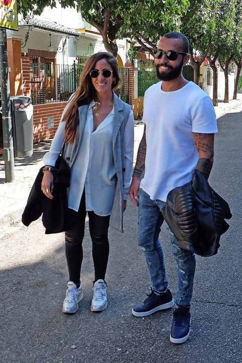 Anabel Pantoja y su prometido Omar Sánchez cancelan su boda por el coronavirus.