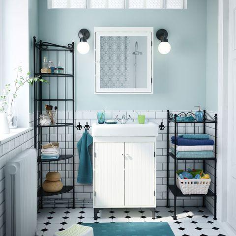 Redecorar baño