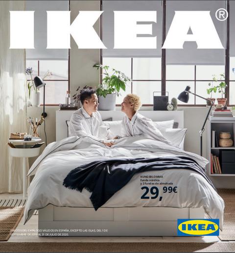 Así Es La Portada Del Catálogo De Ikea 2020 Novedades Ikea 2020