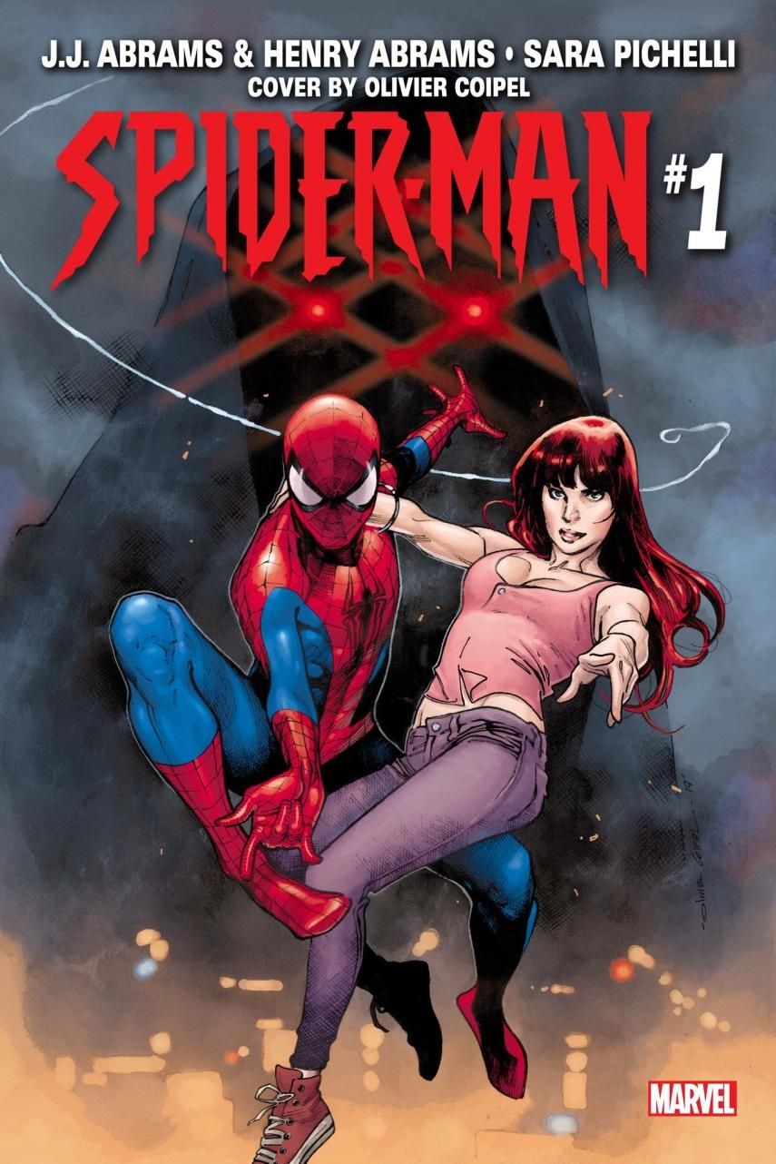 J.J. Abrams ('Star Wars') Miniserie Cómic de 'Spider-Man' - Marvel Cómics