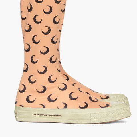 Footwear, Shoe, Boot, Snow boot, Plimsoll shoe, Beige, Sneakers,