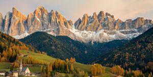 Alpes Dolomitas que hacer