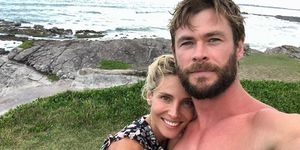 Elsa Pataky y Chris Hemsworth, que acaban de sacar una aplicación sobre vida sana y ejercicios,protagonizan el nuevo número de las revistas Woman's Health y Men's Health.