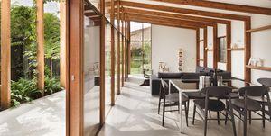 FMD Architects. Una casa victoriana con un anexo moderno. Para una familia