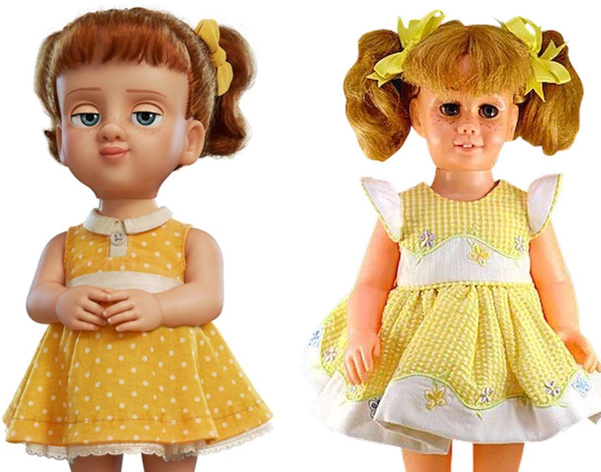 'Toy Story 4': Los juguetes reales que inspiraron los personajes