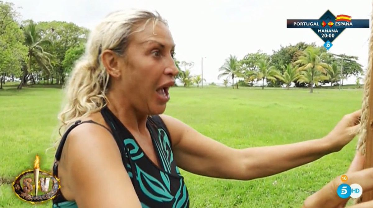 Raquel mosquera perdida de peso